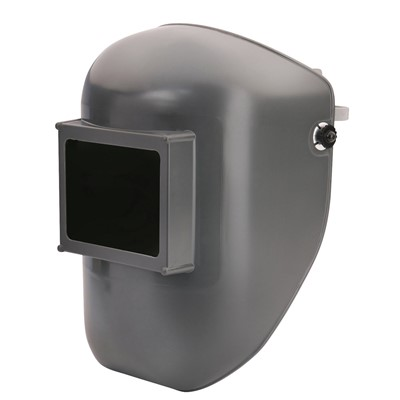 WELDING HELMENT SHELL GRAY WITH 5000