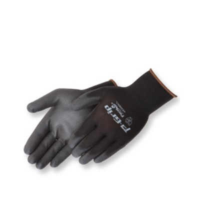 BLACK ALLGRIP URETHANE COATED GLOVE
