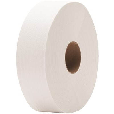 2 PLY TOILET TISSUE JRT JR JUMBO 12RL/CS