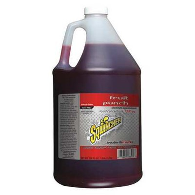 FRUIT PUNCH LIQUID SQWI 4/1GAL
