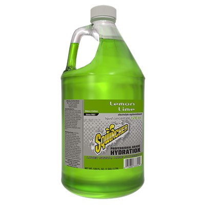 LEMON-LIME LIQUID SQWIN 4/1GAL